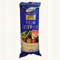 日本製粉 – アマニ油入りマヨネーズ