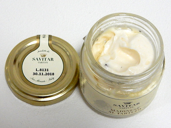 SAVITAR - MAIONESE AL TARTUFO