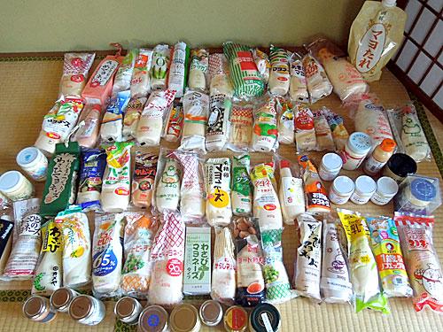 日本のマヨネーズ