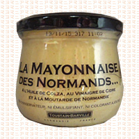LA MAYONNAISE DES NORMANDS...