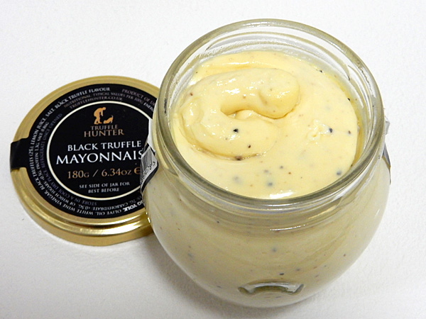 TRUFFLE HUNTER - BLACK TRUFFLE MAYONNAISE